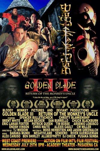 Golden Blade III - Return of the Monkey's Uncle