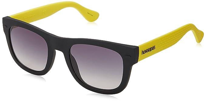 Havaianas PARATY/L LS 22B 52, Gafas de Sol para Hombre, Negro (