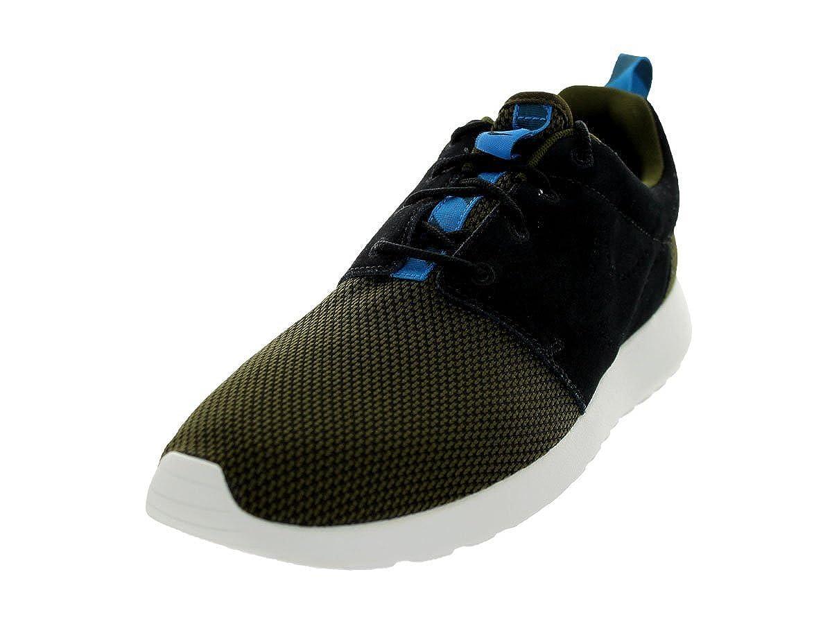 Dark Loden Blk-drk Ldn-mid Trq Nike Roshe Run Run Run 511882, Damen Laufschuhe Training  Werksverkauf