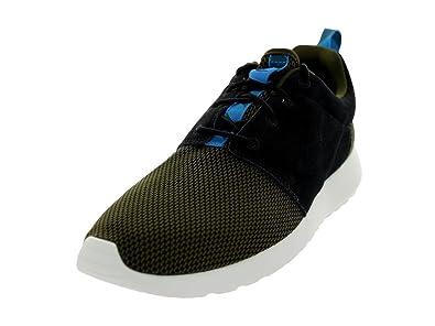 Nike Men's Rosherun Dark LodenBlkDrk LDNMid nTrq Running Shoe 10.5 Men US