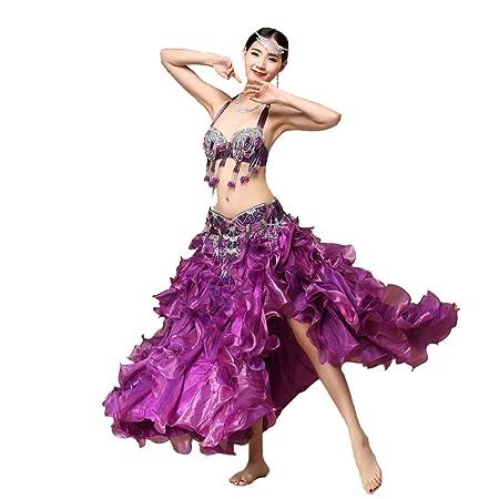 Peggy Gu Vestidos de Baile de Las Mujeres Belly Dance ...