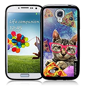 Cool Painting Spiral Galaxy Chevron Thinshell Case Protective S4 Case