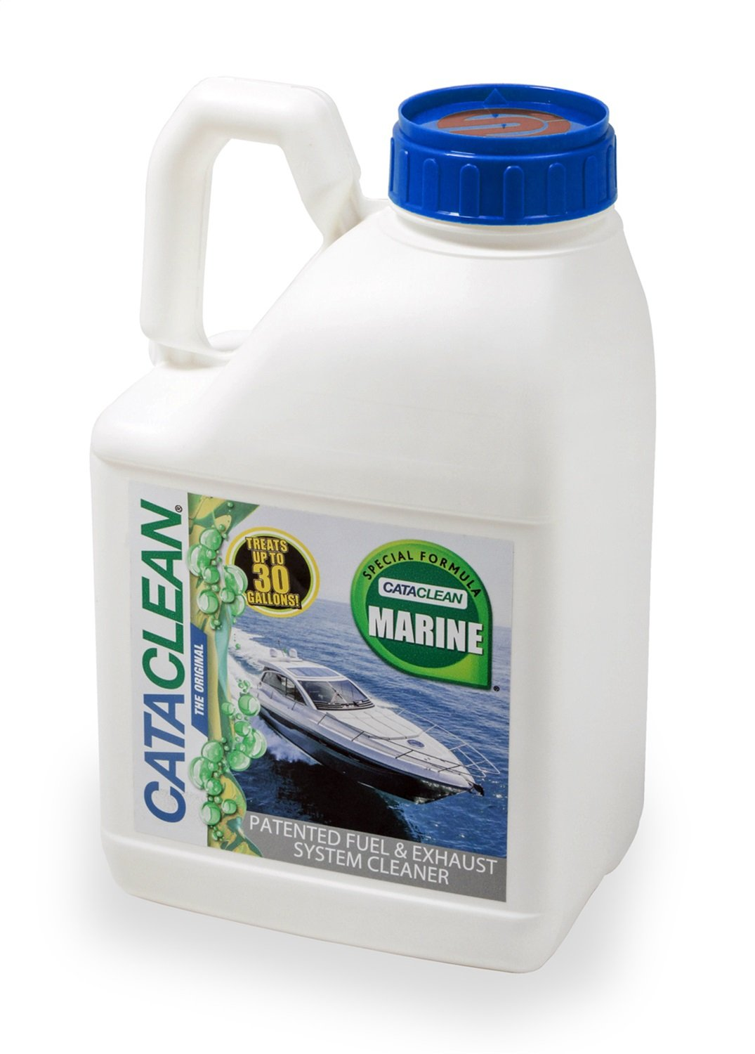 Cataclean 120018M Cataclean Fuel And Exhaust System Cleaner Special Formula For Use w/Marine Engines 3 Liters Cataclean Fuel And Exhaust System Cleaner