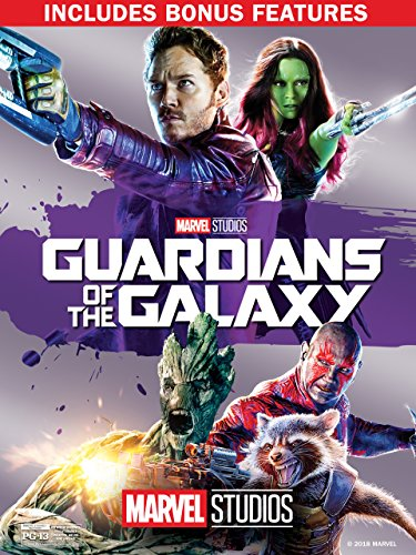 VHS : Guardians of the Galaxy (Plus Bonus Features)