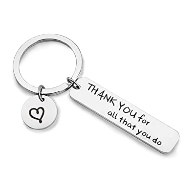 Amazon.com: MAOFAED - Pulsera de agradecimiento con texto en ...
