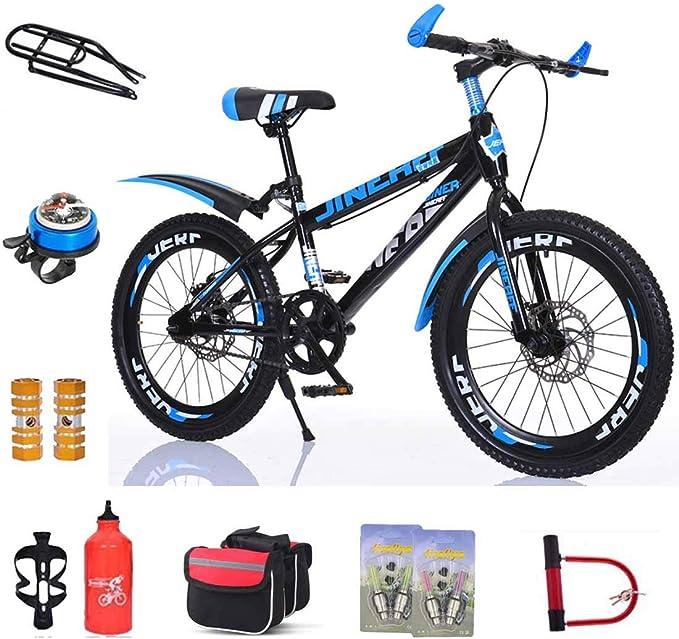 MUYU 20 (22, 24) Pulgadas Bicicleta De Montaña para Niños Frenos ...