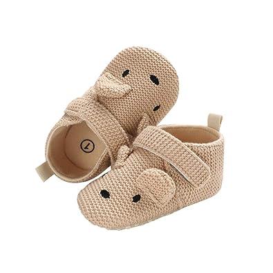 Amazon.com: DEBAIJIA Zapatos de bebé de tela de algodón ...