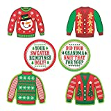 Ugly Sweater Cutouts