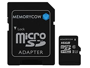 carte sd pour telephone Kingston 16GB microSD HC Memory Card For Huawei P8 Lite SmartPhone