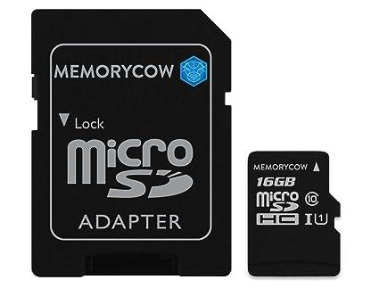 Kingston Tarjeta Memoria Micro SD 16GB Para Sony Xperia M2 ...
