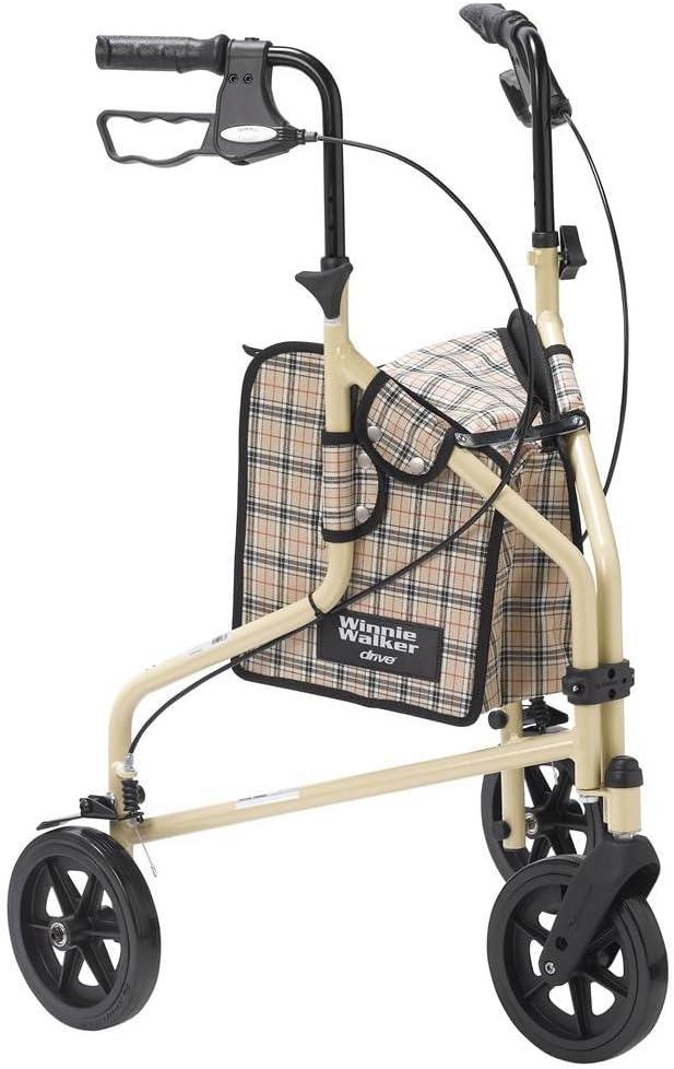 3 Wheel Walkers for Seniors