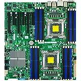 Supermicro X9DAI-O LGA2011/Intel C602/DDR3/SATA3&USB3.0/A&2GbE/EATX Server Motherboard