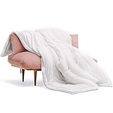 Buffy Cloud Comforter - King Comforter - Eucalyptus Fabric - Hypoallergenic Bedding - Alternative Down Comforter - King/Cal King