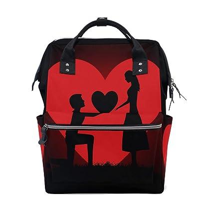 Red Love Best Happiness Bolsas de pañales de gran capacidad ...