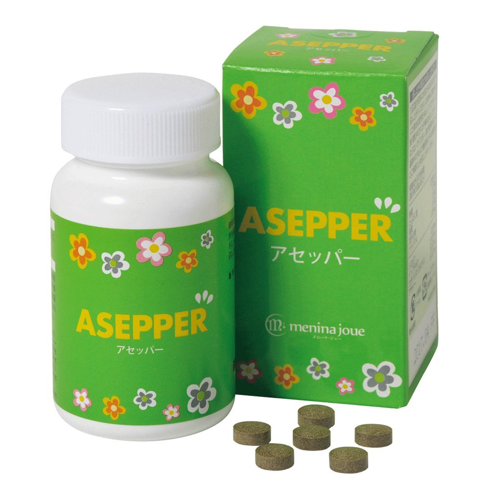 asepper(アセッパー)