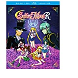 Sailor Moon R Movie Combo Pack