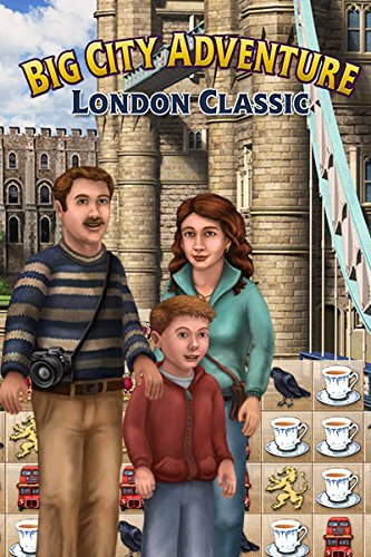 Big City Adventure: London Classic [Download] (Hidden Objects Computer Games)