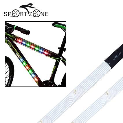 Buy Generic White : Bicycle Lights Bike Cycling Decorative Light ...