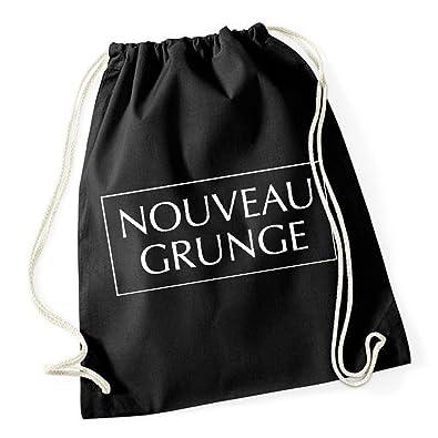 Sac Certified Nouveau Freak Noir De Gym Grunge 1trtn8wq
