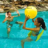 Aqua Cell Aqua Saddle Pool Float, Lime