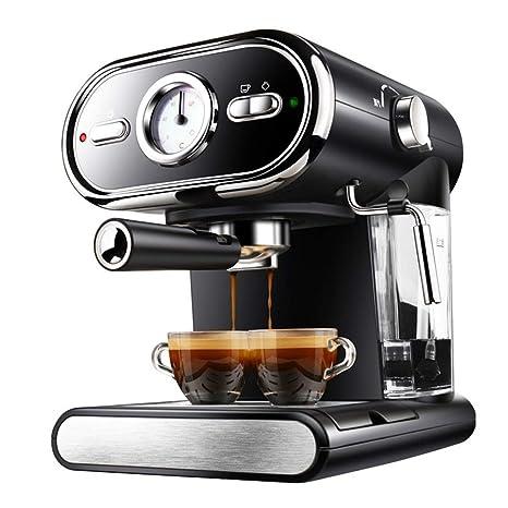 Amazon.com: BeTyd Cafetera DL-KF5002 Semi-automática ...