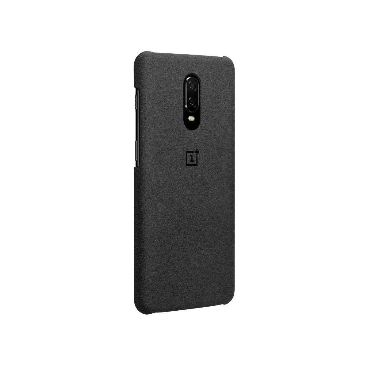 OnePlus Coque de Protection pour OnePlus 6T Karbon