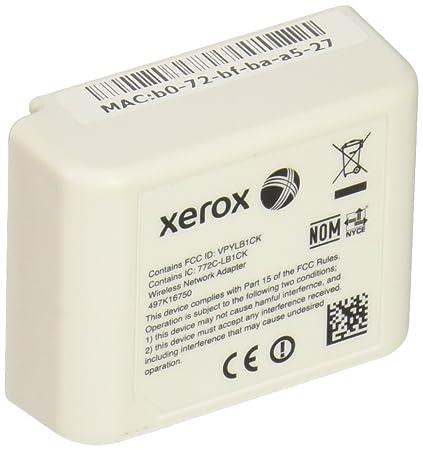 xerox wireless network adapter manual