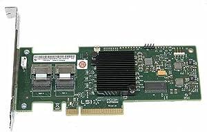 Lenovo 03T6739 LSI MegaRAID SAS 9240-8i 6GB/s 8-Port SAS/SATA with Qty 2 250mm 03X4344 250MM SAS Cable