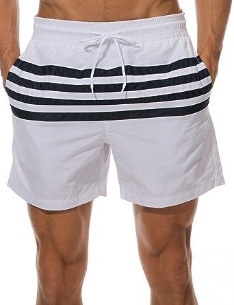 60ff14e1db MAKEIIT 5In Swim Trunks 2X Board Shorts Fruit Swim Trunks 2 XL Mens Swim  Trunks
