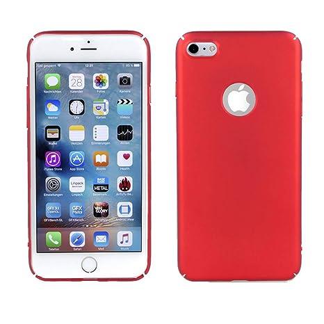 Electrónica Rey - Funda Carcasa Aluminio Rojo para iPhone 6 ...