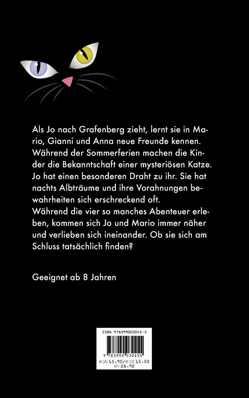 Jo und die mysteriöse Katze: Amazon.co.uk: Gabriela Meyer ...