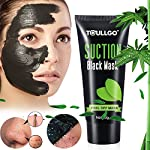 Black Mask, Charcoal Peel off Mask, Face Blackhead Mask, Balckhead Remover Mask, Brighten Skin Deep Cleansing Purifying Peel Acne Mask 1pc