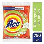 Ace Detergente En Polvo Ace Floral 750g, color, 1 gram, pack of/paquete de