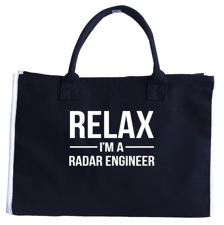 Relax I'm A Radar Engineer. Cool Gift - Fashion Tote Bag