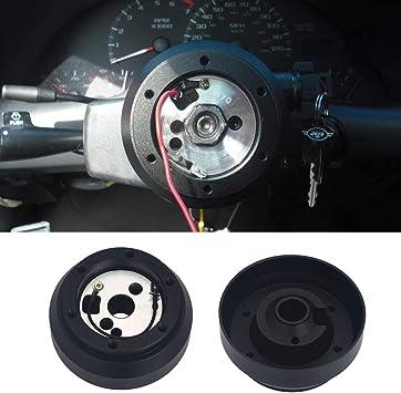 Car Accessory Short Steering Wheel Hub Adapter Kit Modification SRK-170H Fit for DODGE Neon Viper Steering Wheel Hub Adapter