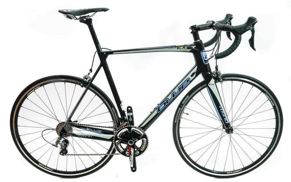 ブルーアクシーノEX Ultegra 56 cmカーボンロードバイクShimano Ultegra 11速度700 C新しい B072W71R5Y