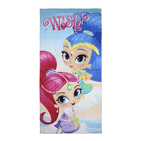 Shimmer and Shine 2200002933 - Toalla playa y piscina