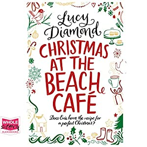 Christmas at the Beach Café Audiobook