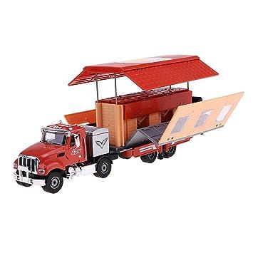 1 Caravane En Alliage Magideal Miniature Petites Voitures Auto 50 cF1lJT5Ku3