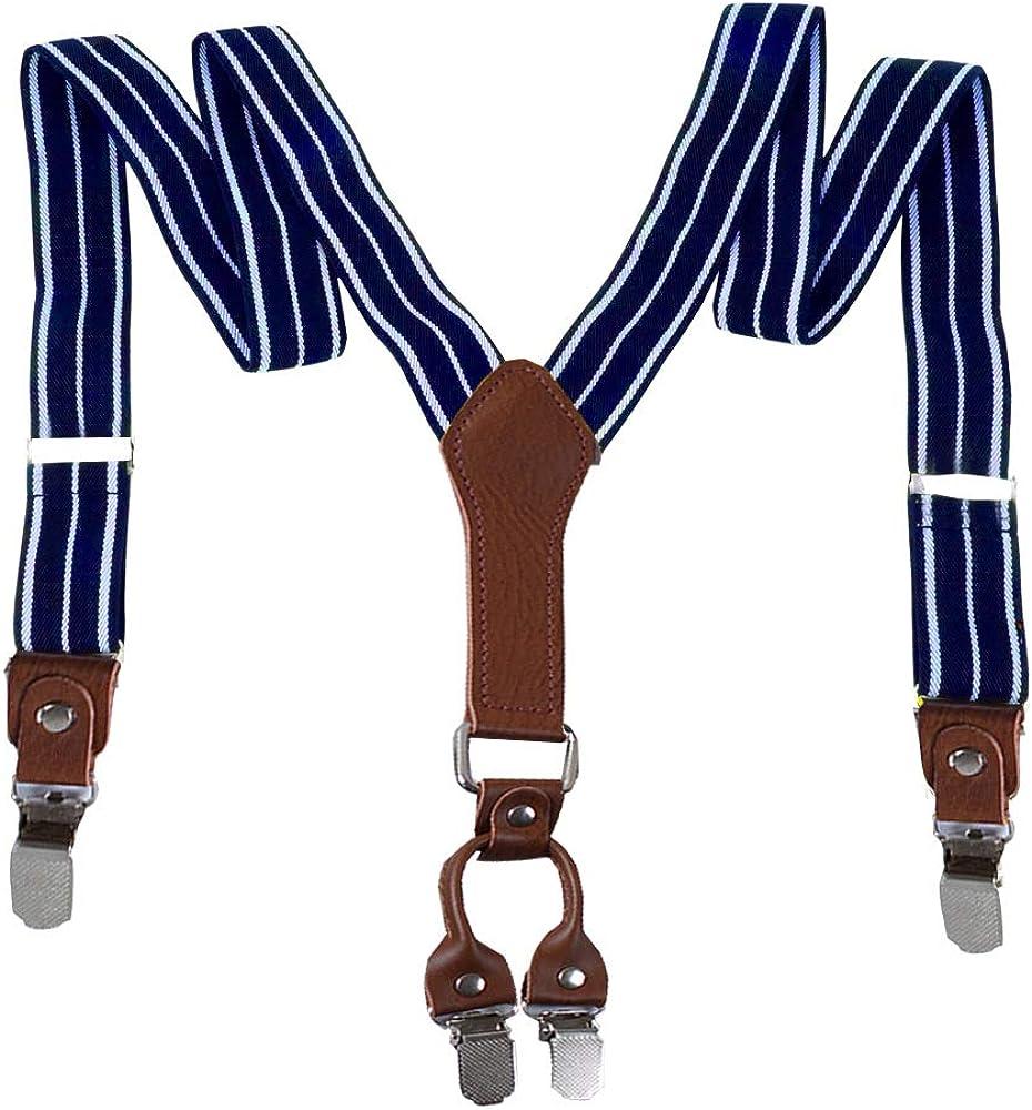 Panegy - Unisex Tirantes Para Pantalones Faldas Y Forma Elásticos ...
