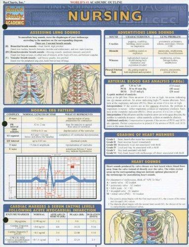 Quick-Study Academic/ Nursing