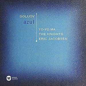 Golijov: Azul; Stockhausen: Tierkreis (arr. Caroline Shaw) Dvorak: Rusalka - 'Soon if the Moon' (arr. for Yo-Yo Ma) Sufjan Stevens: Run Rabbit Run Aghaei/Jacobsen: Ascend
