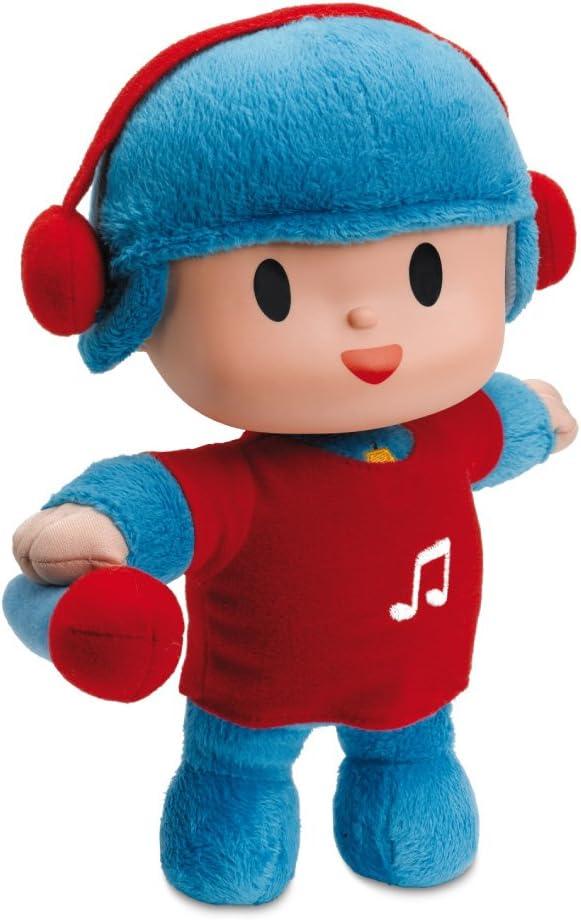 Pocoyó - Peluche Musical Elly (Bandai 87906): Amazon.es: Juguetes ...