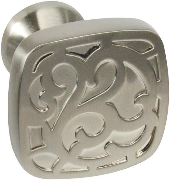 #2874-32 Ckp Brand Enhance Collection Knob, Brushed Satin Nickel - 10 Pack