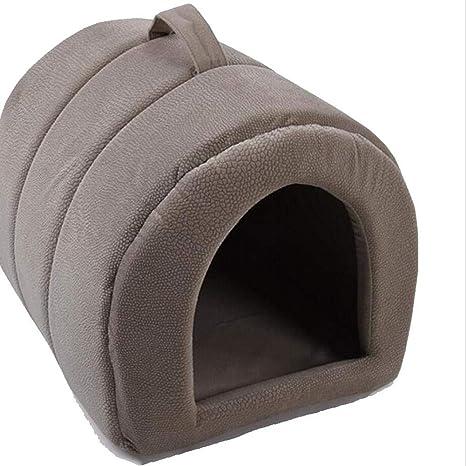 ZH Cama para Mascotas - Nido de Mascota Nido de Gato Nido de Gato Suministros para