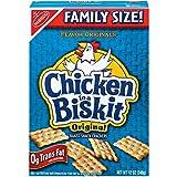 Chicken In A Biskit Baked Snack Crackers, 12 oz