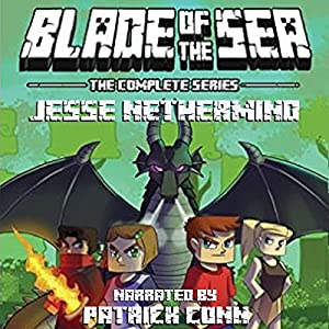 Blade of the Sea, the Complete Series Audiobook
