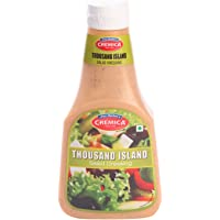 Cremica Dressing - Thousand Island Salad, 350g Bottle