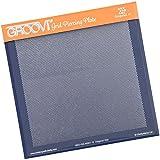 Groovi Grid Piercing Plate - Diagonal, GRO40201