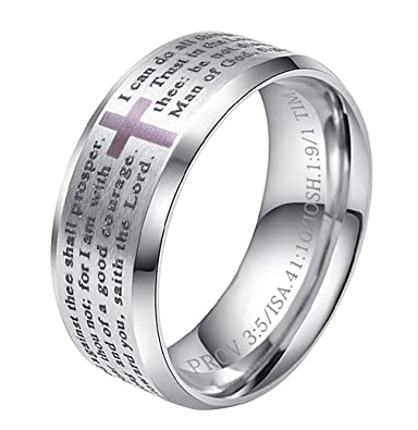 Prayer for wedding rings